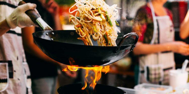 cucina con la wok: consigli e 3 ricette fotografate