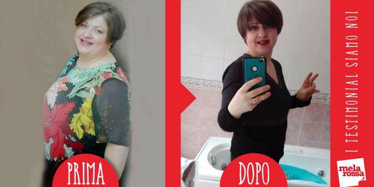 dieta melarossa elisa 16 kg
