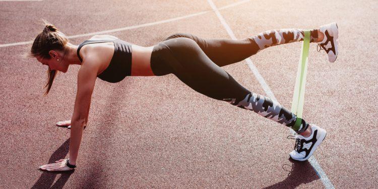 elastici fitness: benefici e workout