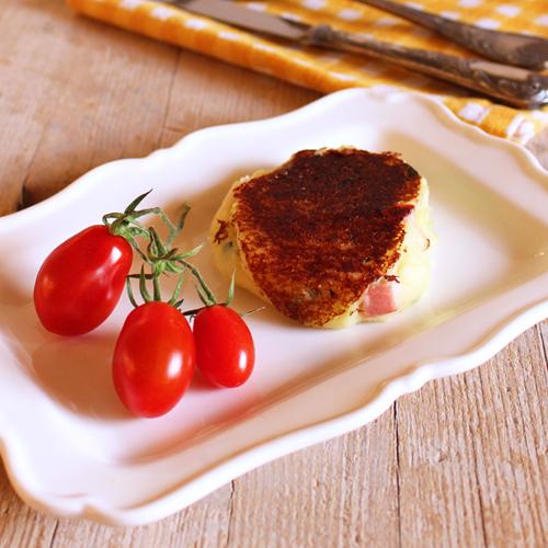 Velocissime e senza glutine, le focaccine di patate e prosciutto sono anche light!