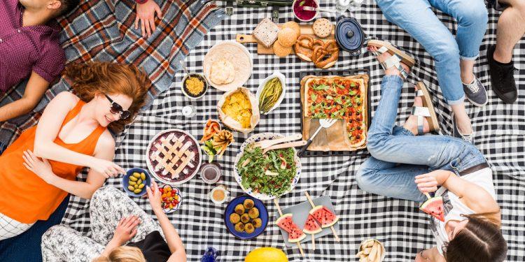 picnic senza glutine: ricette light e veloci da preparare