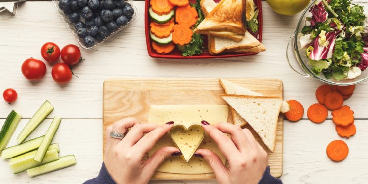 stanchezza primaverile: ricette sane