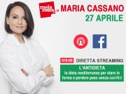 diretta facebook Maria cassano