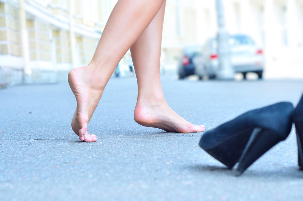 Scegli scarpe giuste se hai l'alluce valgo
