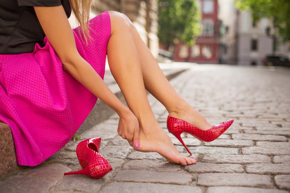 Alluce valgo: attenzione alle scarpe!
