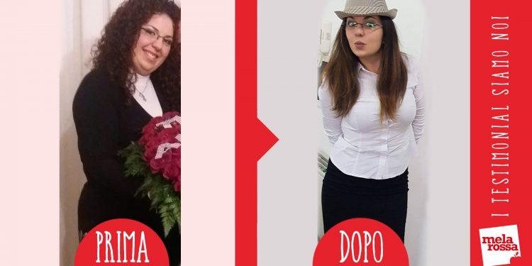 dieta melarossa sabrina 16 kg