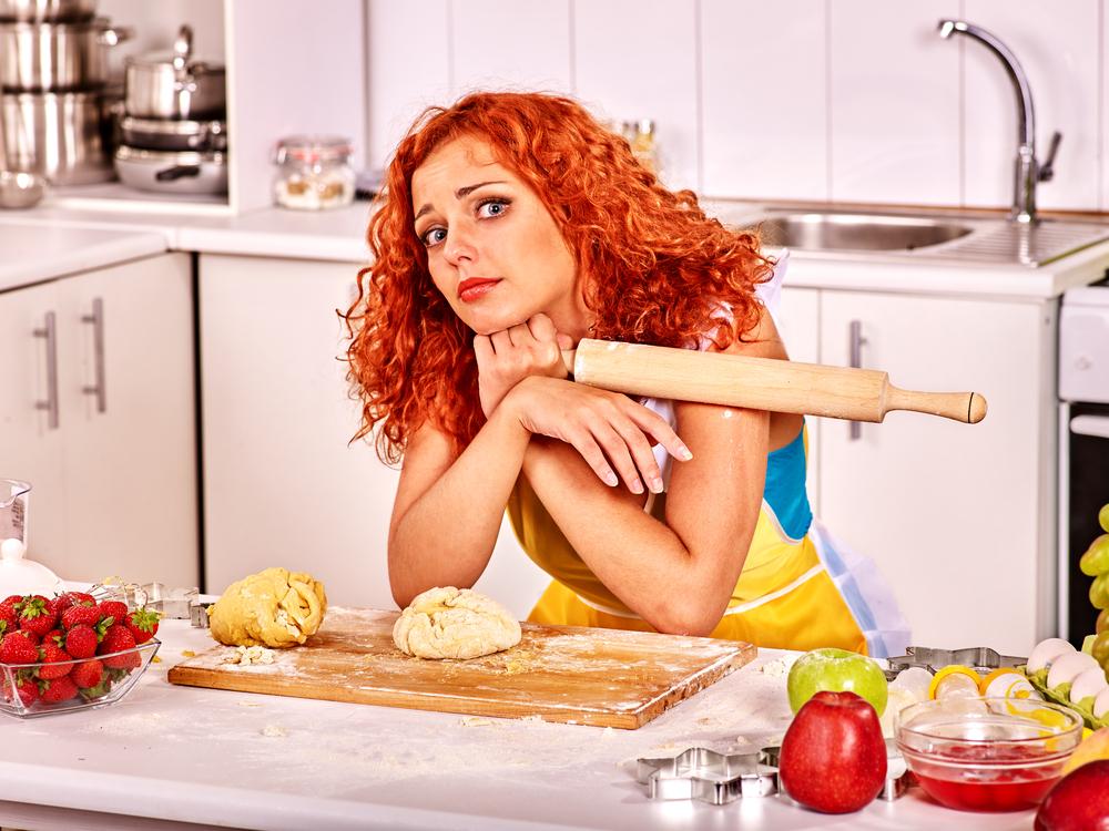 non ho voglia di cucinare, perché