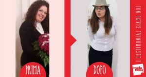 sabrina: 16 kg in meno con Melarossa