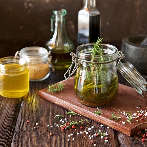 vinaigretta light: la ricetta