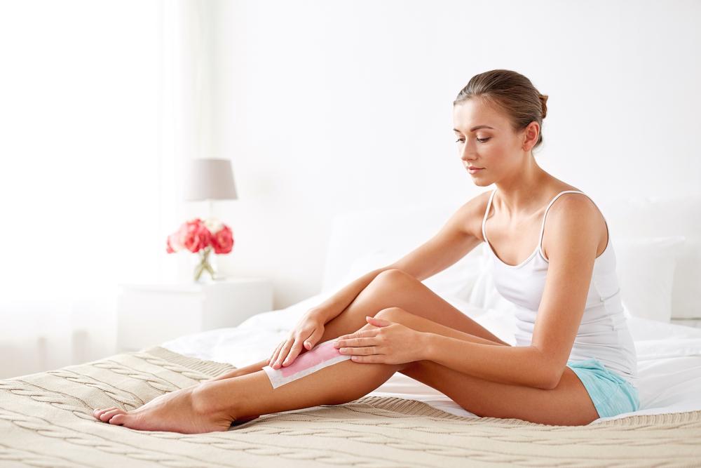 Ciclo mestruale: si può fare la ceretta?