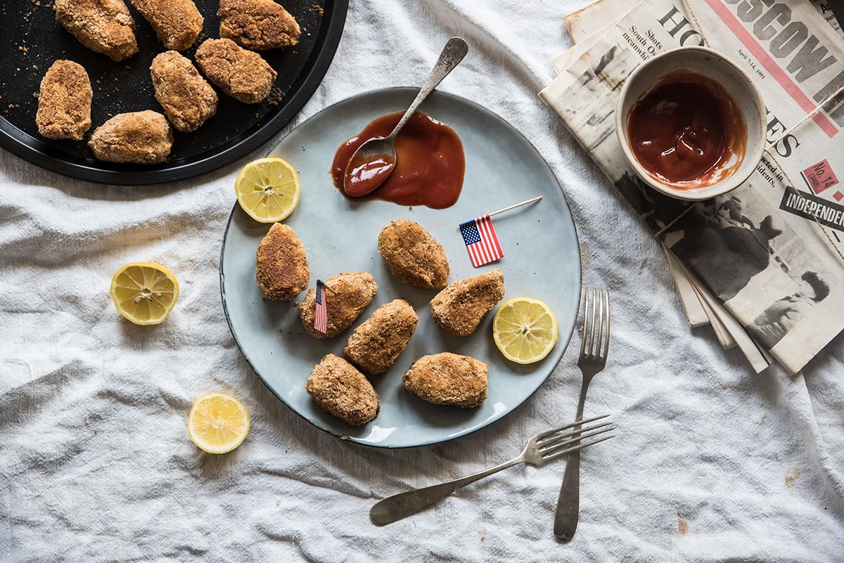 crocchette di pollo light
