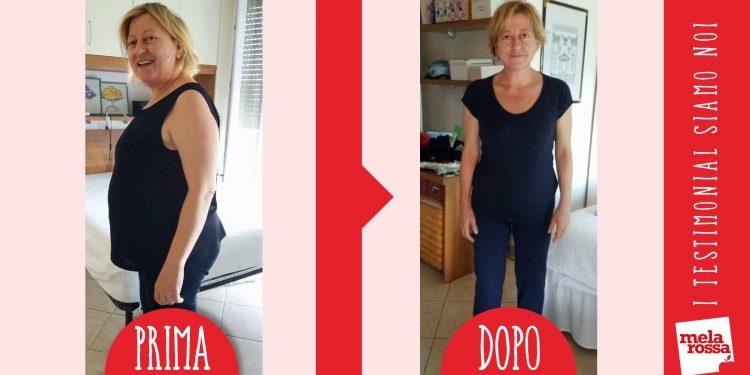 dieta melarossa gloria 29 kg