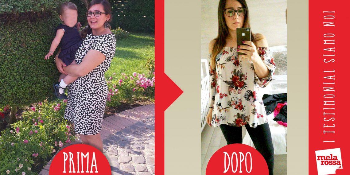 dieta melarossa valentina 18 kg