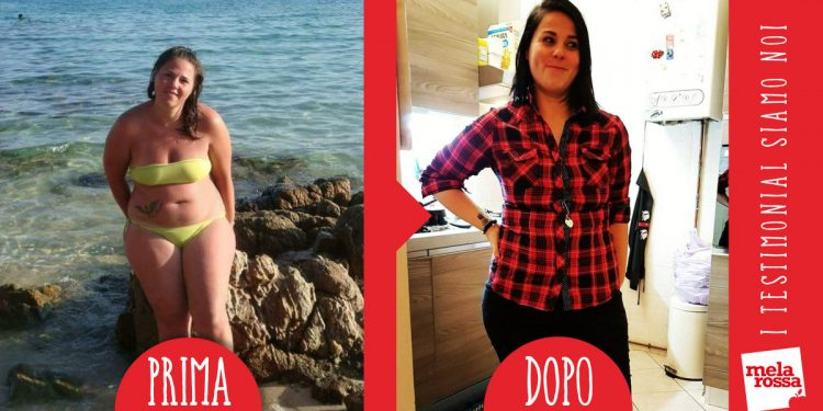 dieta melarossa valentina 19kg