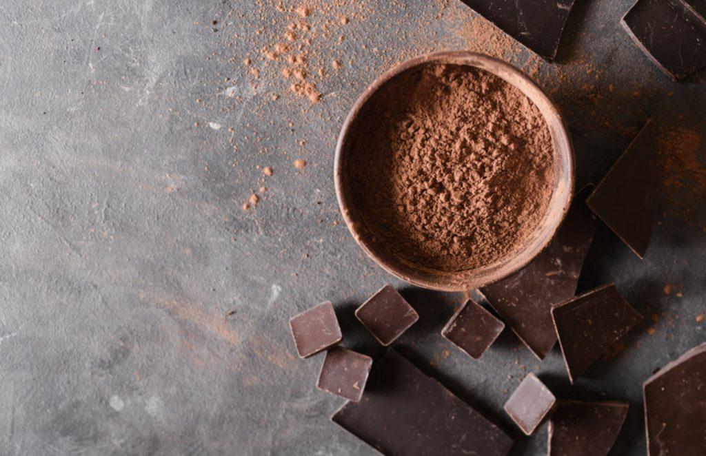 dieta per ipertensione, cioccolato e cacao