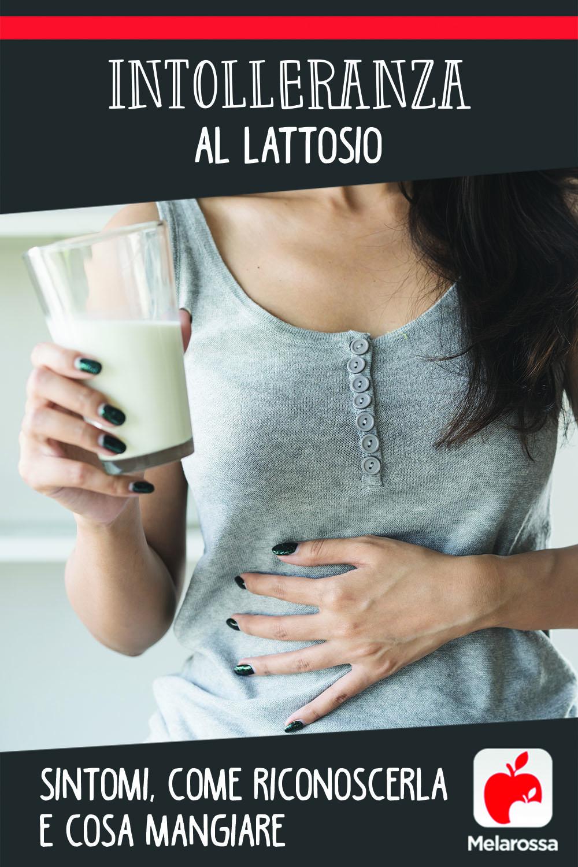 intolleranza al lattosio: come riconoscerla