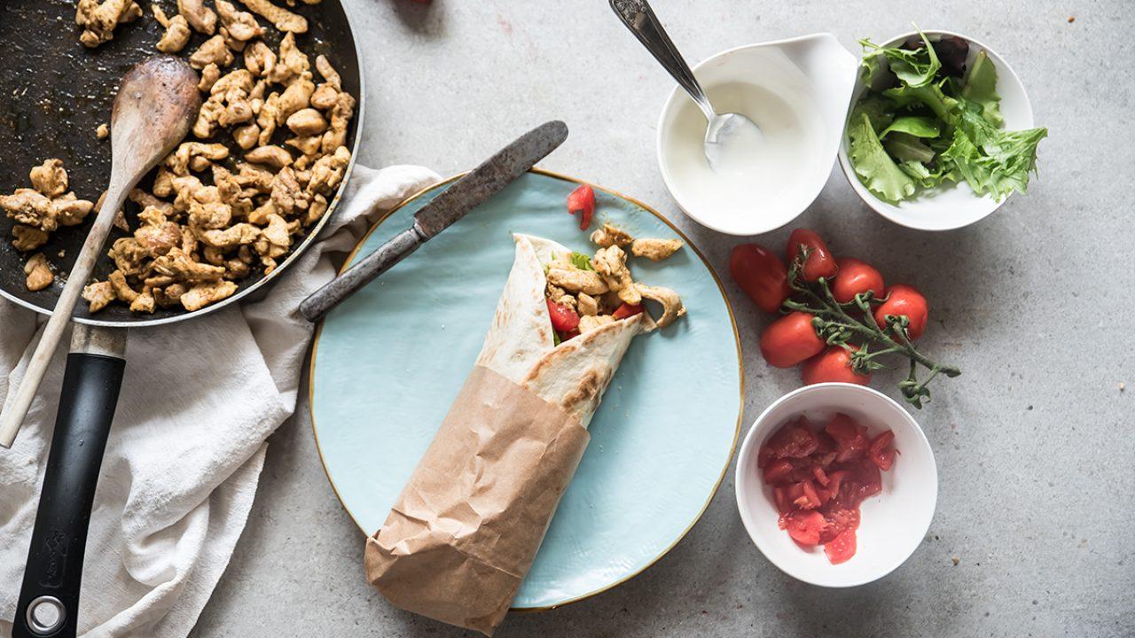 Ricetta Per Un Buon Kebab.Kebab Ricetta Con Il Pollo Sana E Appetitosa Melarossa