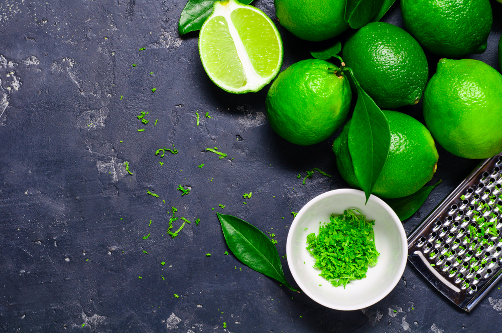 limone e lime: differenze