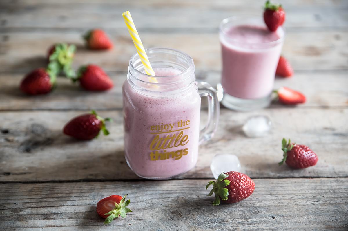milkshake dietetico senza gelato