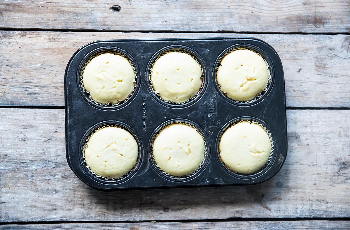 mini cheesecake pronti