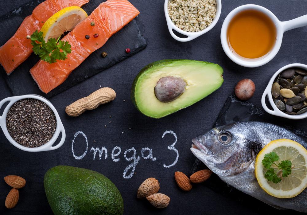 Gli omega 3 importanti nella dieta dello sportivo celiaco
