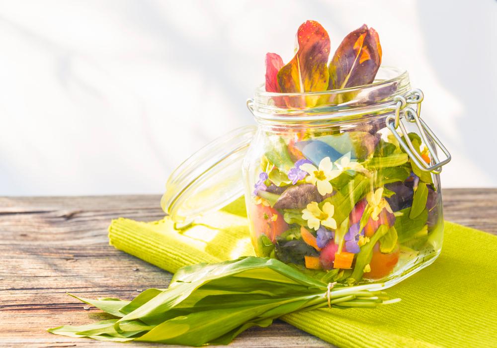 Scopri le ricette primaverili senza glutine, sane e light!