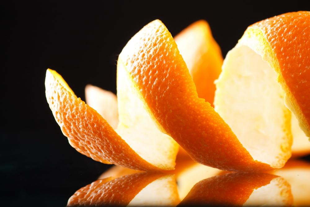 Usa la scorza d'arancia contro le infezioni