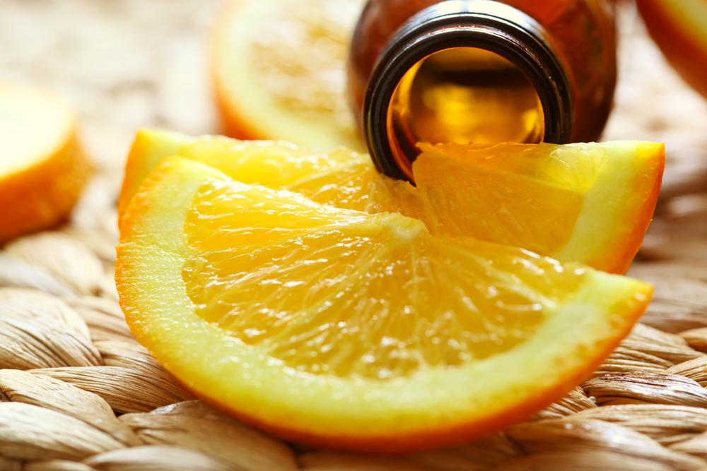 Usa la scorza d'arancia contro il mal di testa
