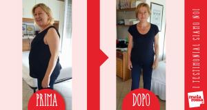 testimonial dieta Melarossa
