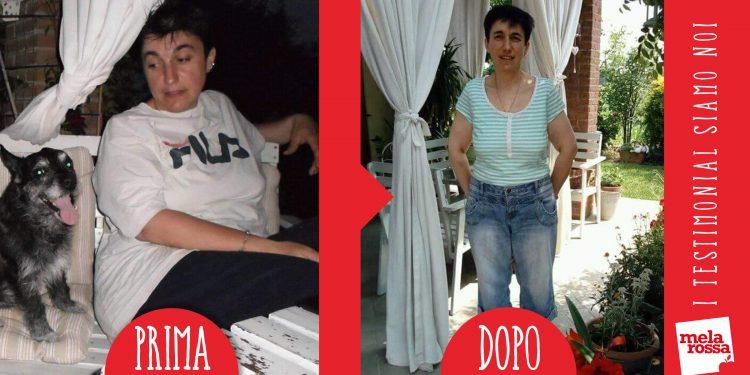 dieta melarossa daria 26 kg