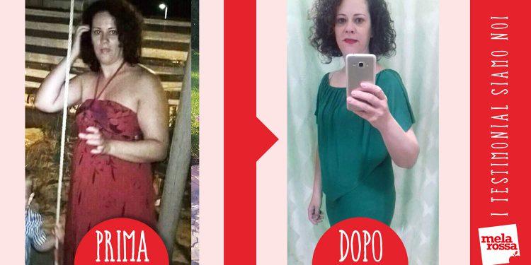 dieta melarossa manuela 12 kg