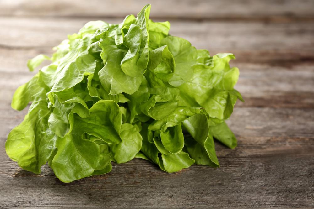 dieta per abbronzatura, lattuga