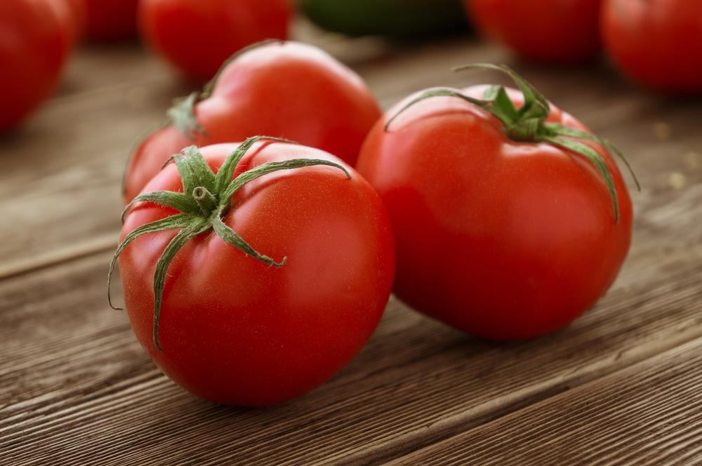 dieta per abbronzatura, i pomodori