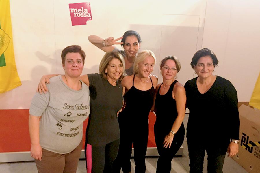 Giovanna Lecis gruppo