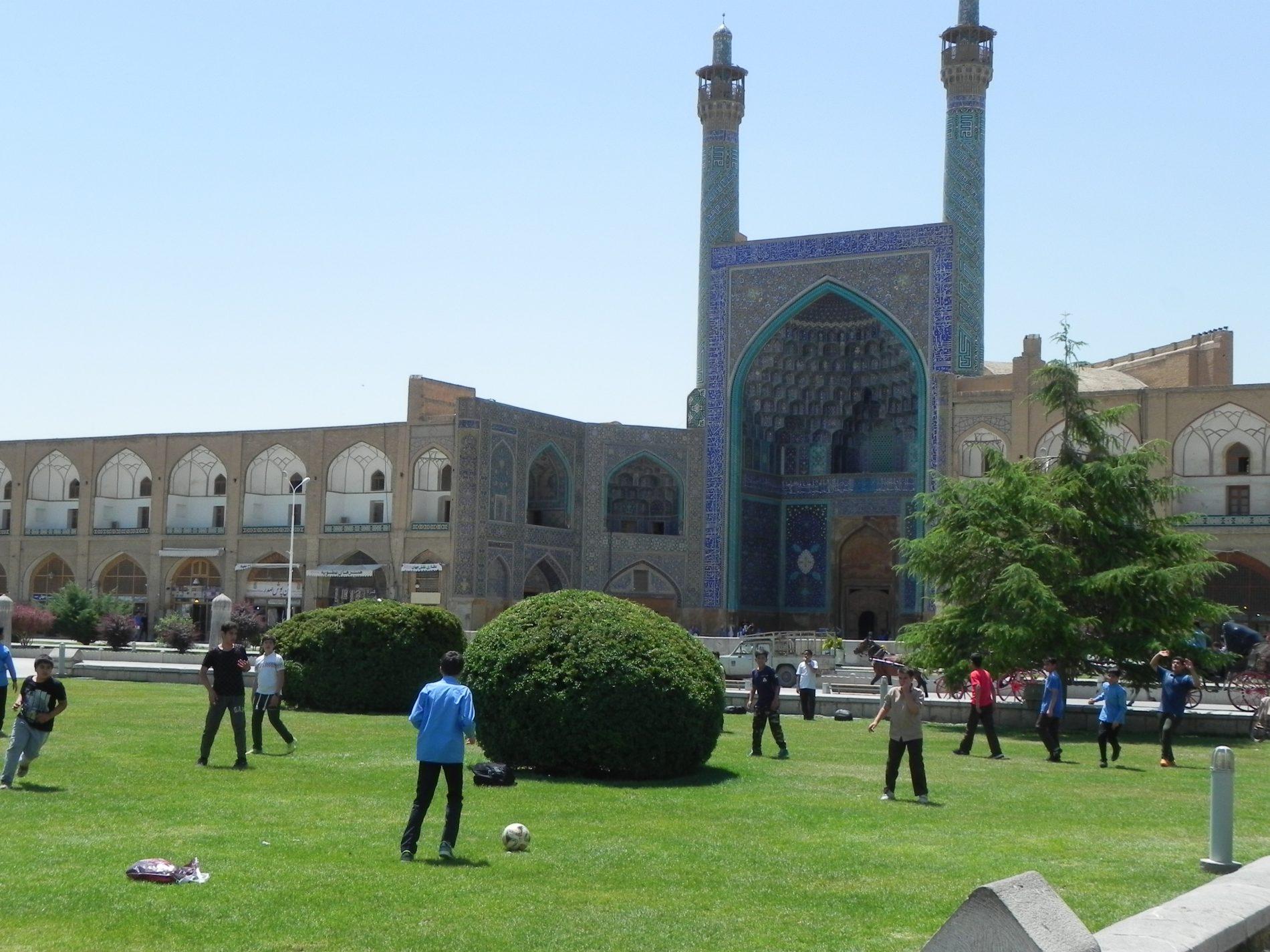 Isfahan piazza Naqsh-e jahān (3)