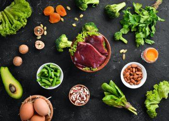 la top ten degli alimenti ricchi di ferro