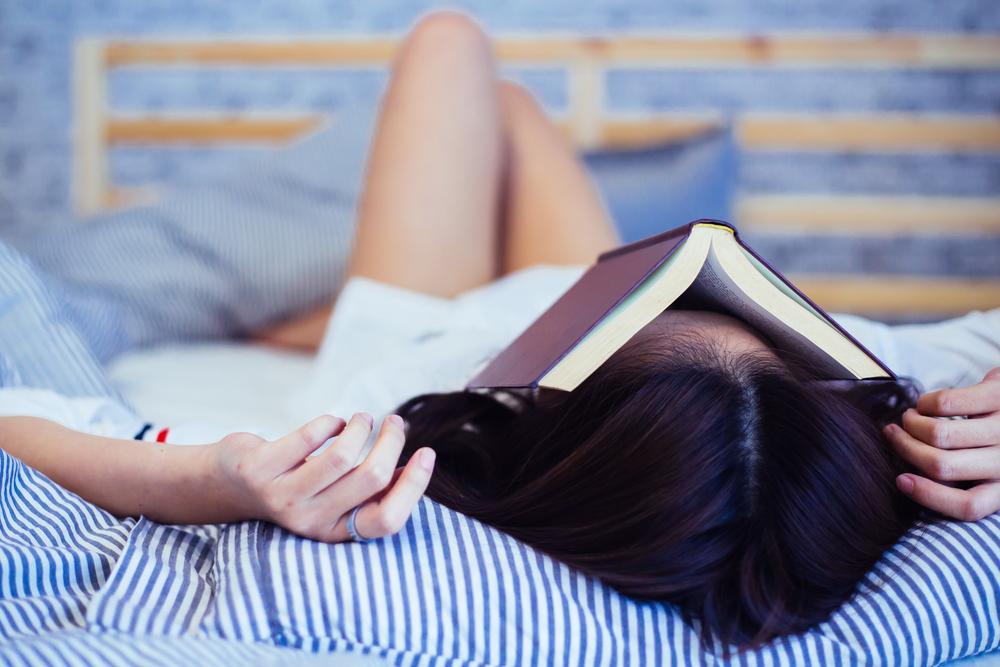 paura degli esami di maturità: importanza di dormire bene