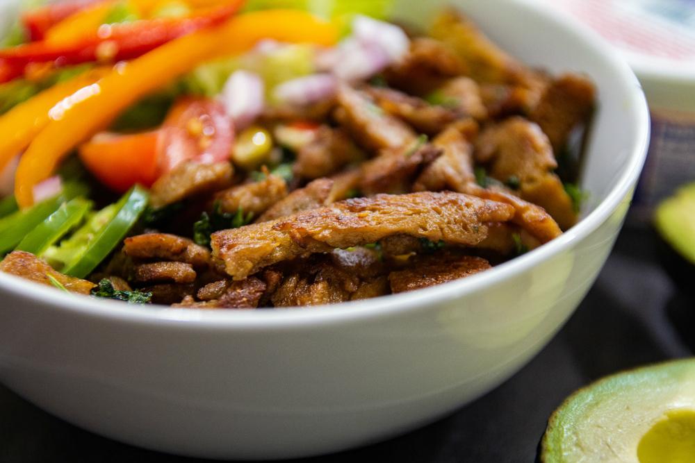 ricette con peperoni seitan ai peperoni