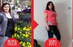 Valeria soffre di celiachia e riesce a dimagrisce con la dieta senza glutine.