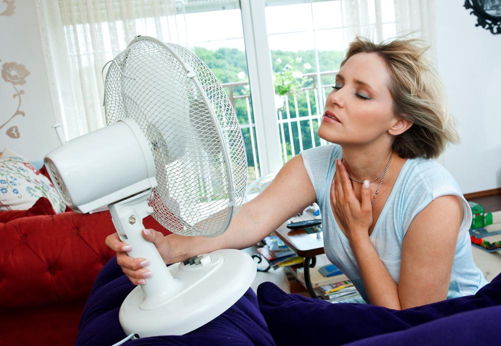 aria condizionata o ventilatore