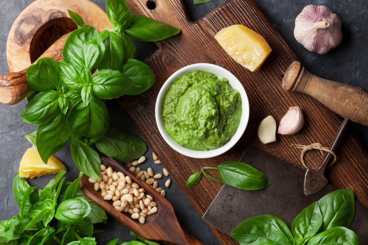 basilico: come piantare- benefici-valori-nutrizionali-benefici-ricette