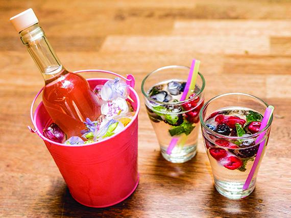 cubetti di ghiaccio, come usarli nelle bevande