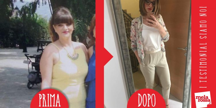 dieta melarossa luisa 14 kg