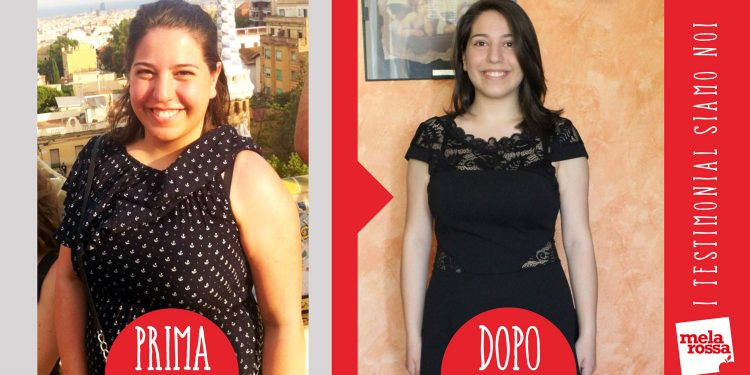 dieta melarossa sara 20 kg