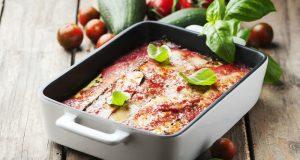 finta parmigiana di zucchine light