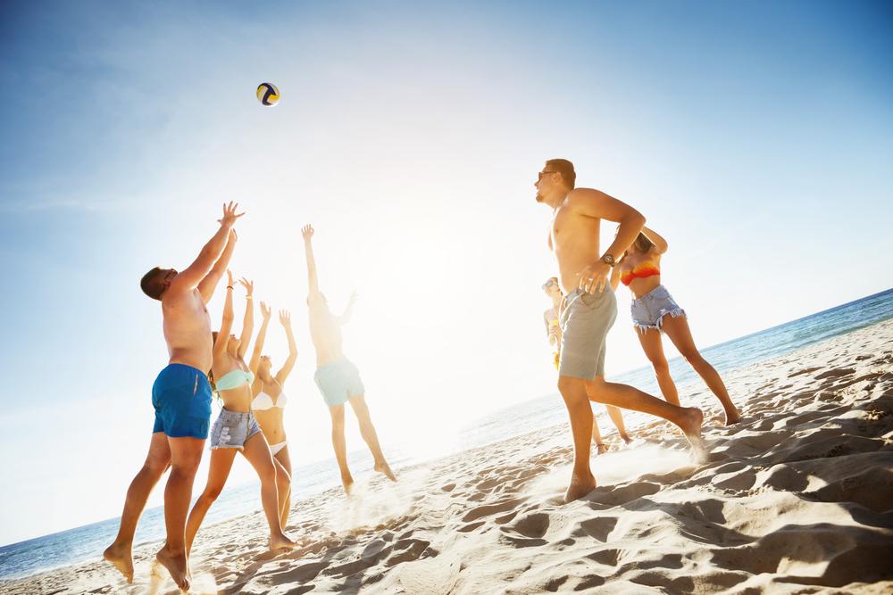 imprevisti da spiaggia