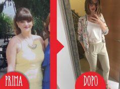 Luisa dieta Melarossa