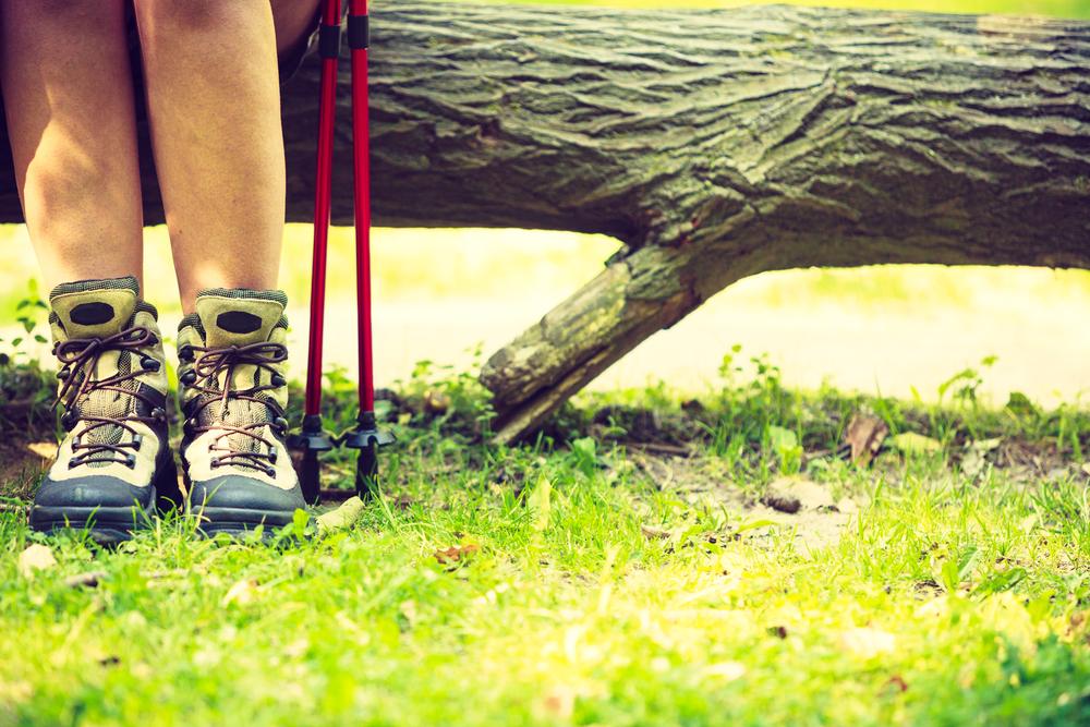 Nordic walking: come scegliere le scarpe