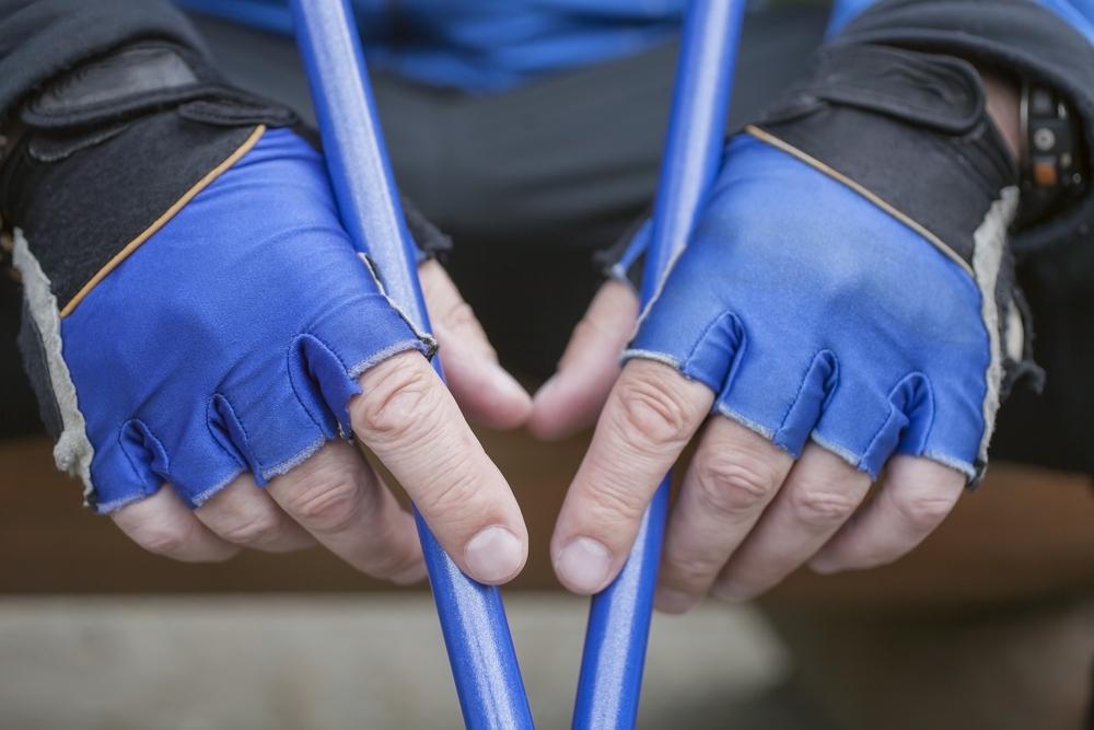 Nordic walking: come scegliere i guanti