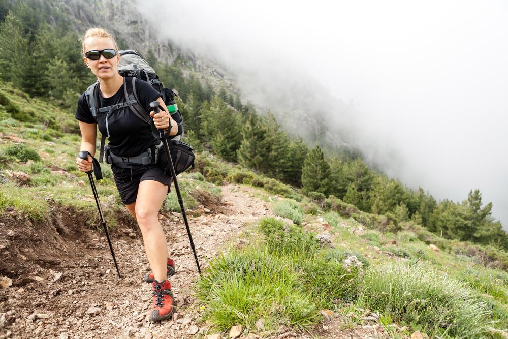 nordic walking: come vestirsi